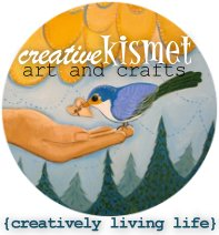 creative kismet blog button