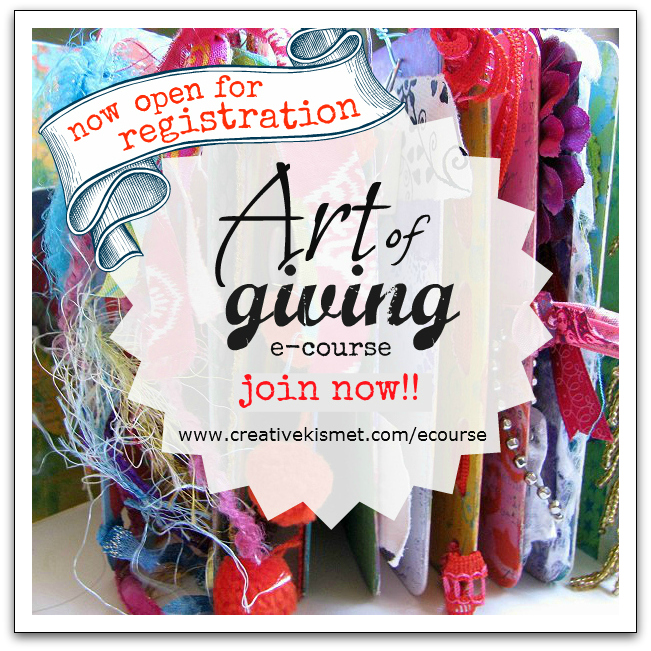 Art of Giving e-course